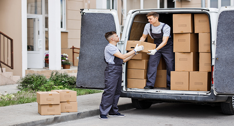 Man And Van Removals in Runcorn Cheshire